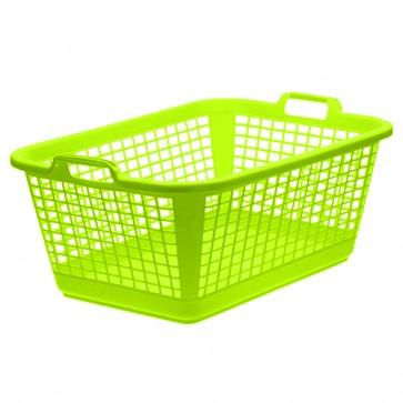 Ruháskosár XXL, zöld