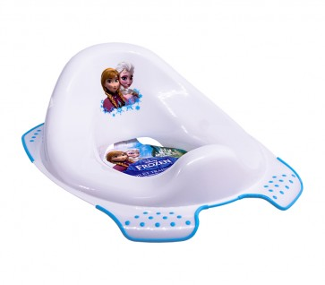 """WC szűkítő """"Frozen"""", fehér, 30x40x15 cm"""