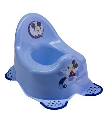 """Bili """"Mickey"""", kék, 38x27x24 cm - UTOLSÓ 6 DB"""