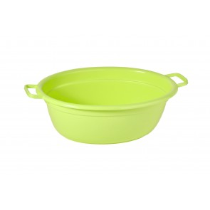 Műanyag lavór, zöld, 25 L
