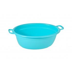Műanyag lavór, kék, 25 L