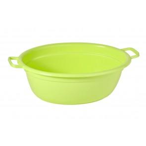 Műanyag lavór, zöld, 40 L