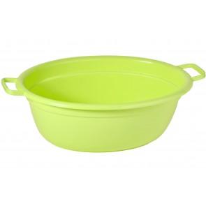 Műanyag lavór, zöld, 60 L