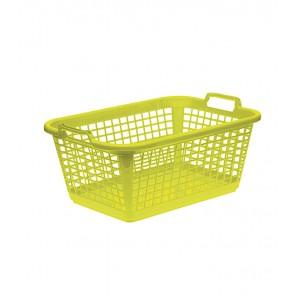 Ruháskosár XL, zöld