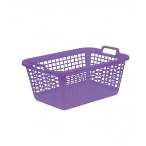 Ruháskosár XL, lila