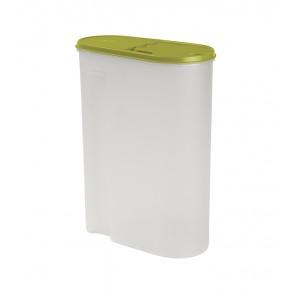 Élelmiszer tároló doboz, zöld 5l - UTOLSÓ 8 DB