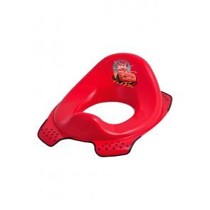 "WC szűkítő ""Cars"", piros, 30x40x15 cm"