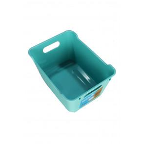 Műanyag doboz LOFT 1,8 l, kék, 19,5x14x10 cm