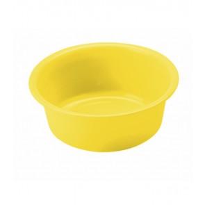 Peremes tál, sárga, Ø 36 cm - UTOLSÓ 5 DB