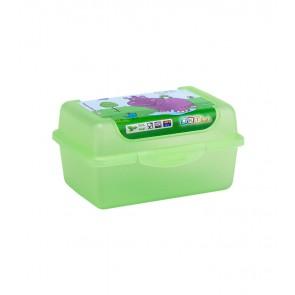 """Deco """"Hippo micro"""" műanyag uzsidoboz, 0,35 l, 11x7,5x6 cm - UTOLSÓ 3 DB"""
