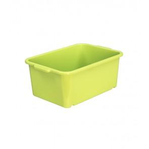 Magic műanyag tároló doboz, kicsi, zöld, 25x17x10 cm