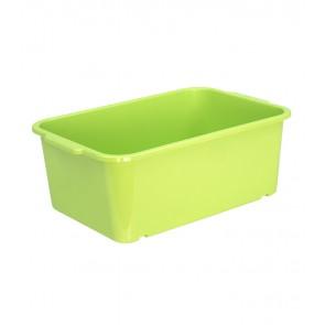 Magic műanyag tároló doboz, nagy, zöld, 30x20x11 cm