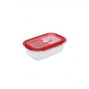 """""""Micro-Clip"""" élelmiszer tároló doboz, 0,6 l - UTOLSÓ 10 DB"""