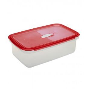 """""""Micro-Clip"""" élelmiszer tároló doboz, 3 l - UTOLSÓ 9 DB"""