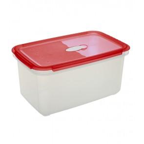 """""""Micro-Clip"""" élelmiszer tároló doboz, 4,8 l - UTOLSÓ 3 DB"""