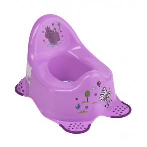 """Bili """"Hippo"""", rózsaszín, 38x27x24 cm"""