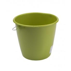 Vödör fém fogantyúval, zöld, 5 L - UTOLSÓ 1 DB