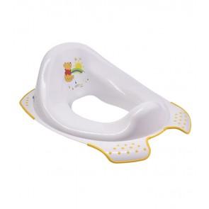"""WC szűkítő """"Micimackó"""", fehér, 30x40x15 cm"""
