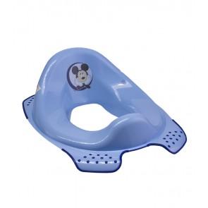 "WC szűkítő ""Mickey"", kék, 30x40x15 cm - UTOLSÓ 4 DB"