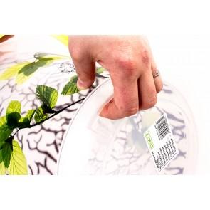 """Fashion műanyag vödör kiöntővel, """"Friss motívum"""", 30x28 cm, Térfogat: 10 L"""