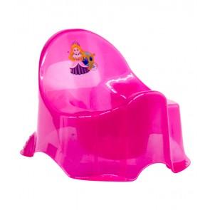 """Bili """"Little Princess"""", világos rózsaszín, 30x25x22 cm"""